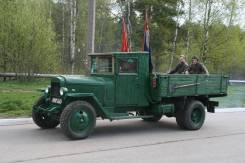 ЗИС. -5В Ретро грузовик времен ВОВ