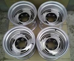 Centerline Wheels. 10.0x15, 6x139.70, ET-46, ЦО 108,0 мм.