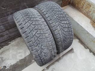 Bridgestone Blizzak DM-Z3. Зимние, 2007 год, износ: 30%, 2 шт