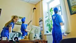 Уборка квартиры от 70 до 120 руб. /кв. м