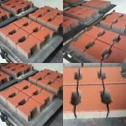 Брусчатка от 300р/м2. Изготовление и укладка.