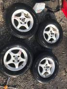 """Продам колёса 215/70R15 Enkei OZ 6JJ. 6.0x15"""" 4x114.30 ET46"""