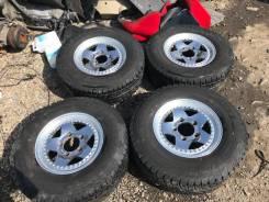 """Комплект зимних колёс lodio drive 265/70r16 8JJ. 8.0x16"""" 5x150.00 ET52"""