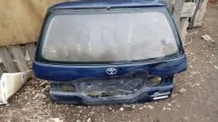Стекло боковое. Toyota Ipsum