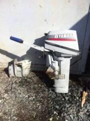 Yamaha. 8,00л.с., 2-тактный, бензиновый, нога S (381 мм), Год: 2005 год