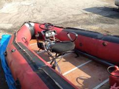 Grand. 2007 год год, длина 5,70м., двигатель подвесной, 25,00л.с., бензин