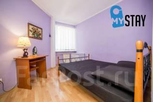 2-комнатная, улица Фастовская 14. Чуркин, 54кв.м. Вторая фотография комнаты