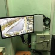 Видеонаблюдение установка, настройка IP, HD