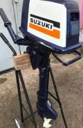 Suzuki. 8,00л.с., 2-тактный, бензиновый, нога L (508 мм), Год: 1983 год