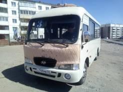Hyundai County. Продается автобус , 4 000куб. см., 17 мест