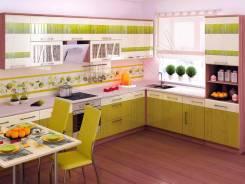 Кухня модульная угловая.