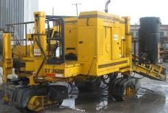 Gomaco. Гусеничный бетоноукладчик GT 3600 со скользящими формами