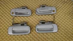 Ручка двери внешняя. Toyota Chaser, JZX100