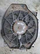 Вентилятор радиатора кондиционера. Hino Dutro, XZU341 Двигатель S05D
