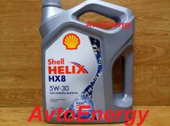 Shell. Вязкость 5W-30, синтетическое