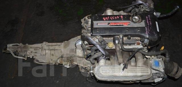 Двигатель в сборе. Toyota Altezza, SXE10 Двигатель 3SGE
