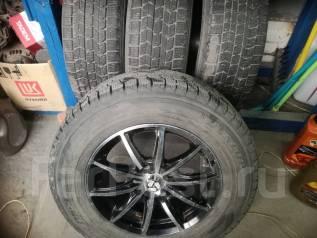 """Комплект колес (литье+резина). 6.0x15"""" 4x114.30 ET45 ЦО 70,1мм."""