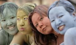 Южная Корея. Сеул. Экскурсионный тур. Лазурная мечта + фестиваль грязи в Порене!