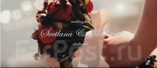 Видео съемка, свадебные видео, love story - 15000 свадебное видео