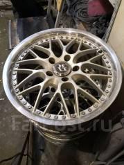 RS Wheels. 7.0x17, 5x114.30, ET38, ЦО 73,0мм.