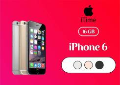 Apple iPhone 6. Новый, 16 Гб, Серый