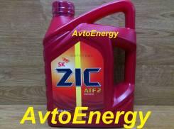 ZIC Dexron II. Вязкость Dexron II, синтетическое