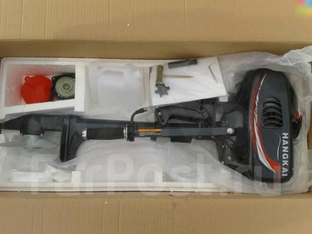 Hangkai. 3,50л.с., 2-тактный, бензиновый, нога S (381 мм), 2017 год год. Под заказ