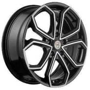 NZ Wheels F-15. 6.0x15, 4x100.00, ET48, ЦО 54,1 мм.