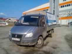 ГАЗ 3302. Газ ГАЗель бизнес. 2011г., 2 700куб. см., 1 500кг.