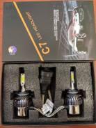 Лампа светодиодная C7 Led Headlight 36W/6000K/12-24V/HB4/9006 комплект