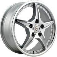 "NZ Wheels SH657. 8.0x17"", 5x114.30, ET45, ЦО 60,1мм."