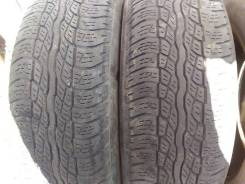 Bridgestone Dueler H/T 687. Летние, 2011 год, 40%, 2 шт