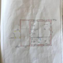 Жилой дом в черте города. Улица 8 Марта 38, р-н Индустриальный, площадь дома 42кв.м., электричество 10 кВт, отопление твердотопливное, от агентства...