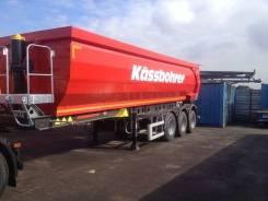 Kassbohrer. Самосвальный полуприцеп DL 32 м3, 30 900кг.