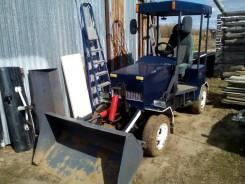 Самодельная модель. Продаётся мини-трактор, 15 л.с.