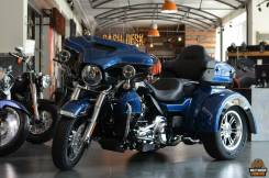 Harley-Davidson Tri Glide Ultra FLHTCUTG. 1 745куб. см., исправен, птс, без пробега