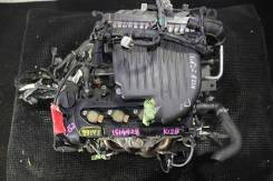 Двигатель в сборе. Suzuki: Escudo, Splash, Ignis, Swift, Wagon R Plus, Solio Двигатель K12B