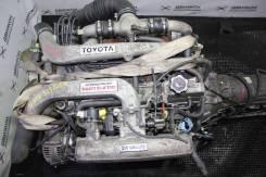 Двигатель в сборе. Toyota: Soarer, Chaser, Mark II, Cresta, Supra Двигатели: 1GGTEU, 1GEU, 1GGEU, 1GFE