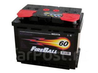 FireBall. 60А.ч., Обратная (левое), производство Европа