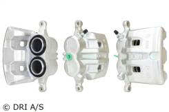 Суппорт тормозной. Nissan X-Trail, NT30, PNT30, T30 Nissan Primera, TNP12, WTNP12 Двигатели: QR20DE, QR25DE, SR20VET, YD22ETI