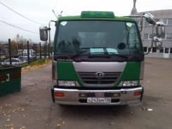 Nissan Diesel Condor. Продаётся грузовик(автокран) , 7 000куб. см., 8 000кг.
