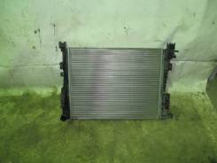 Радиатор охлаждения двигателя. Лада Х-рей Двигатели: H4M, BAZ21129, BAZ21179