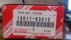 Кольца поршневые. Toyota: Celica, Vista, Carina, Corona, Camry, Mark II, Cresta, Carina ED, Chaser Двигатели: 1SILU, 1SI, 1SU, 1SELU, 1SLU