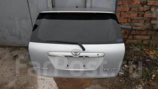Дверь багажника. Toyota Corolla Fielder, ZZE123, ZZE123G, ZZE124G, ZZE122G, NZE124G, CE121G, NZE121G Двигатели: 2ZZGE, 1ZZFE, 1NZFE, 3CE