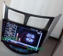 Штатная магнитола Hyundai Solaris, Verna Android 5.1/ 9дюймов. Под заказ