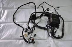 Высоковольтные провода. Mitsubishi Lancer Evolution, CT9A Двигатель 4G63