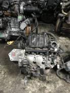 Двигатель в сборе. Skoda Fabia Двигатель BMD