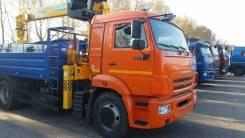 Soosan SCS746L. КМУ Камаз 65115-773094-42 + верх. упр. + борт сталь 6,6м