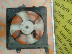 Вентилятор охлаждения радиатора. Nissan Primera, P10, P10E Двигатель GA16DS