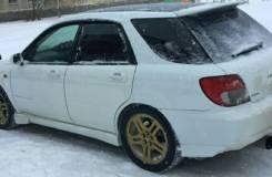 Обвес кузова аэродинамический. Subaru Impreza, GG, GG2, GG3, GG5, GG9, GGA, GGB, GGC, GGD